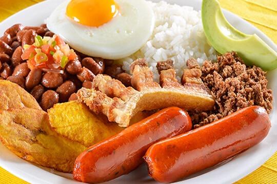 Comida colombiana: conocé 8 platillos repletos de sabor