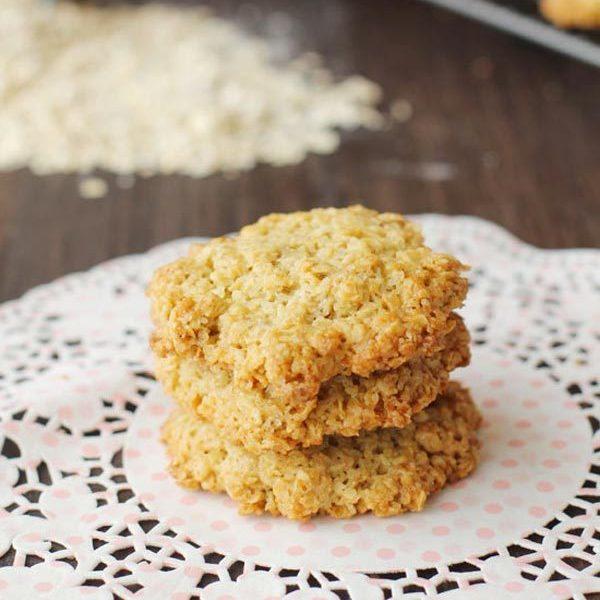 ¡Viernes dulce! Anímate y prepara galletas de avena
